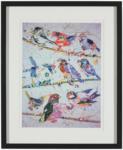 mömax Bild Birdy III Multicolor ca.46X56X3cm - bis 03.04.2020