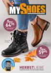 MyShoes EKZ Donaupark MyShoes Flugblatt - September/Oktober 2019 - bis 06.10.2019