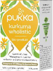 Kurkuma Wholistic 30 Kapseln