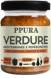 Pesto Mediterranes Gemüse