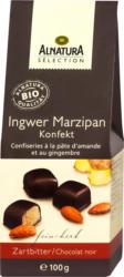 Ingwer-Marzipan-Konfekt