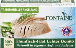Thunfisch-Filet Echter Bonito natur