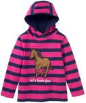 Ernsting's family Mädchen Sweatshirt mit Pferde-Motiv
