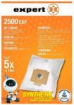 Expert Expert 2500 EXP Staubbeutel, Inhalt: 5 Beutel + 1 Filter