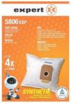 Expert Expert 5806 EXP Staubbeutel, Inhalt: 4 Beutel + 1 Filter