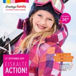 Ernsting's family Ernsting´s Family - Eiskalte Action! - ab 27.09. - bis 06.10.2019