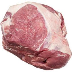 Frische Irische Lammkeule ohne Knochen, je 100 g