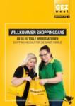 GEZ west GEZ - Willkommen Shoppingdays - bis 05.10.2019