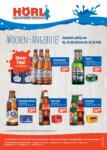 Getränke Hörl Wochen-Angebote! - bis 02.10.2019