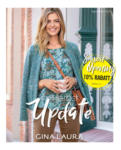 GINA LAURA Katalog September - bis 23.10.2019