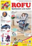 ROFU Kinderland ROFU Spielwaren und mehr! - bis 05.10.2019