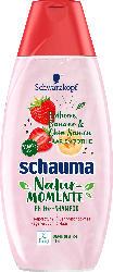 Schwarzkopf Schauma Shampoo Natur-Momente Erdbeer Banane & Chia Samen