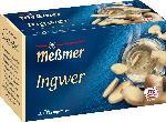 dm-drogerie markt Meßmer Ingwer-Tee (25x2g)