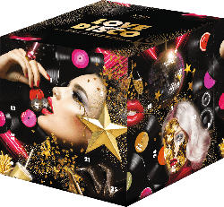 NYX PROFESSIONAL MAKEUP Adventskalender New Year Countdown to 2020