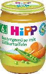 dm-drogerie markt Hipp Gemüse Buttergemüse mit Süßkartoffeln ab dem 6. Monat