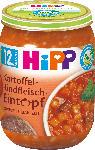 dm-drogerie markt Hipp Kindermenü Kartoffel-Rindfleisch-Eintopf ab 12. Monat