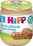 dm-drogerie markt Hipp Zubereitung Bio-Rindfleisch nach dem 4. Monat
