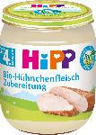 dm-drogerie markt Hipp Zubereitung Bio-Hühnchenfleisch nach dem 4. Monat