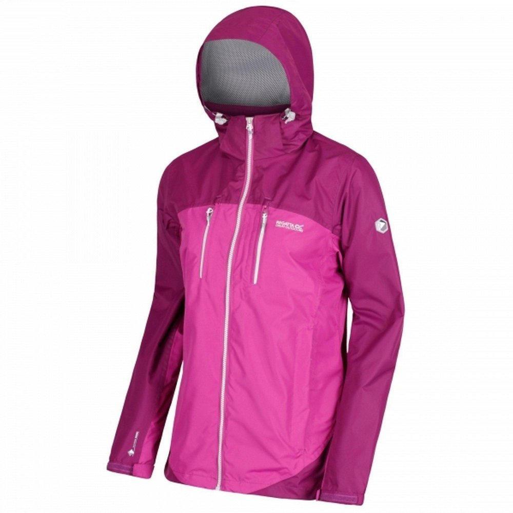 Regatta Outdoorjacke »Great Outdoors Damen Calderdale II Jacke mit Kapuze, atmungsaktiv«