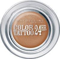 Ombre à Paupières crème-gel Maybelline NY Eyestudio Color Tattoo 24h