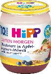 dm-drogerie markt Hipp Frucht & Joghurt Guten Morgen Blaubeere in Apfel-Joghurt-Müsli ab 10. Monat