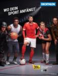DECATHLON Wo Dein Sport anfängt - bis 20.10.2019