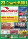 hagebaumarkt Niederer Hagebaumarkt Niederer - gültig bis 19.10. - bis 19.10.2019