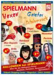 Spielmann Spielmann - Halloween - bis 31.10.2019