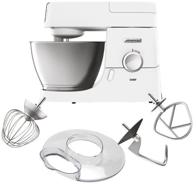 Kenwood KVC3100W Chef Küchenmaschine