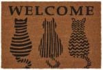 mömax Fußmatte Welcome Cats ca.40x60cm