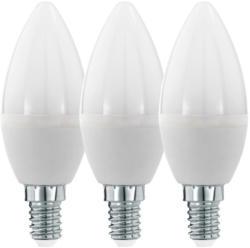 LED-Leuchtmittel 3er Pack E14, 470 lm