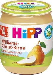 Hipp Früchte Williams-Christ-Birne nach dem 4. Monat