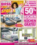Möbel Boss Wochen Angebote - bis 13.10.2019