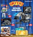 Smyths Toys Katalog Highlights - bis 10.10.2019