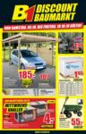 B1 Discount Baumarkt Wochen Angebote - bis 12.10.2019