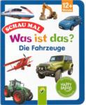 """Ernsting's family - FMZ Baby Buch """"Was ist das? Die Fahrzeuge"""""""
