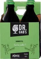 Bière blonde Pépite Dr. Gab's