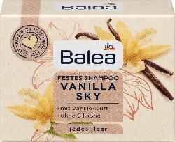 Balea Festes Shampoo Vanilla Sky