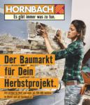 Hornbach Der Baumarkt für Dein Herbstprojekt - bis 09.11.2019