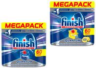 Tablettes pour lave-vaisselle Finish Quantum