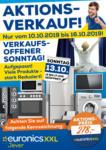 EURONICS Kögler Prospekt - bis 15.10.2019