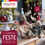 Ernsting's family Ernsting´s Family - Feste funkeln - ab 11.10. - bis 24.10.2019