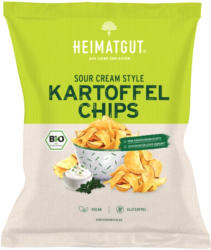 Kartoffel Chips Sour Cream