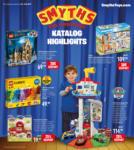 Smyths Toys Katalog Highlights - bis 17.10.2019