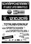 SPORT 2000 Lieb Markt SPORT 2000 Lieb Markt - Totalabverkauf Weiz & Birkfeld - bis 12.10.2019