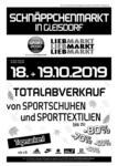 SPORT 2000 Lieb Markt SPORT 2000 Lieb Markt - Totalabverkauf Gleisdorf - bis 19.10.2019
