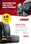 REIFF Reifen Machen Sie Ihr Auto winterfest - bis 15.11.2019