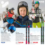 INTERSPORT Hübner Hello Winter - bis 16.11.2019