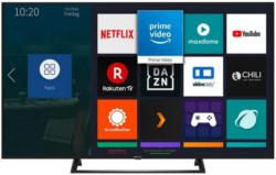 Hisense LED Smart-TV H55be7200 Flat 55 Zoll 4k Ultrahd Hdr