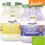 real Andechser Natur demeter Fruchtjogurt versch. Sorten, jedes 500-g-Glas - bis 19.10.2019